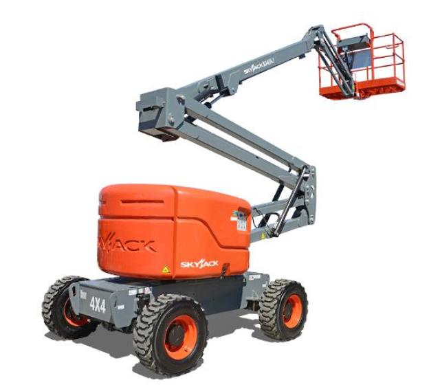 Where to find SKYJACK ARTIC MAN LIFT, 46  4WD in Santa Rosa Beach