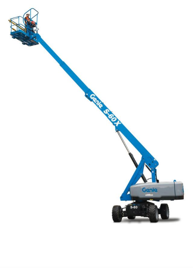 Where to find GENIE 60  STRAIGHT BOOM MAN LIFT, 4WD in Santa Rosa Beach