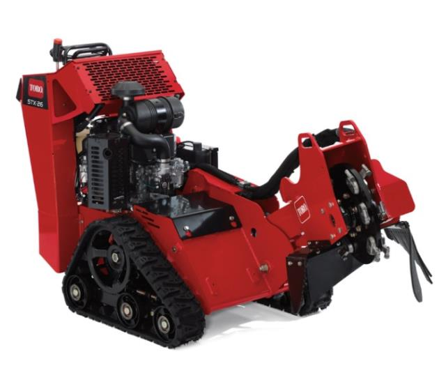 Where to find STUMP GRINDER 26HP HYDRO TRACKED in Santa Rosa Beach