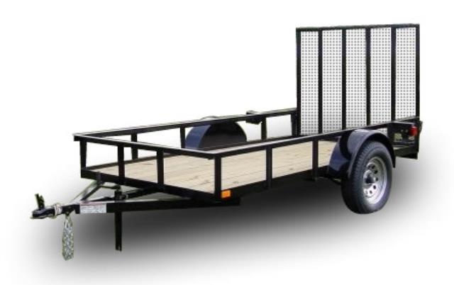Where to find TRAILER 5X10 SINGLE AXLE UTILITY in Santa Rosa Beach