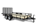 Rental store for TRAILER 2-AXLE UTILITY 14  16 in Santa Rosa Beach FL