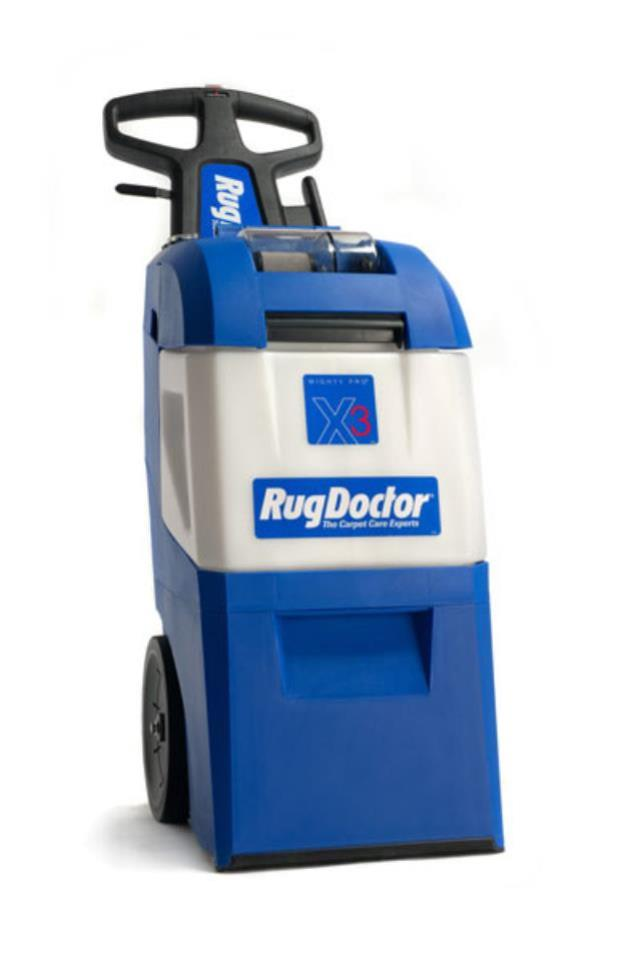 Where to find CARPET CLEANER, RUG DOCTOR X3 in Santa Rosa Beach