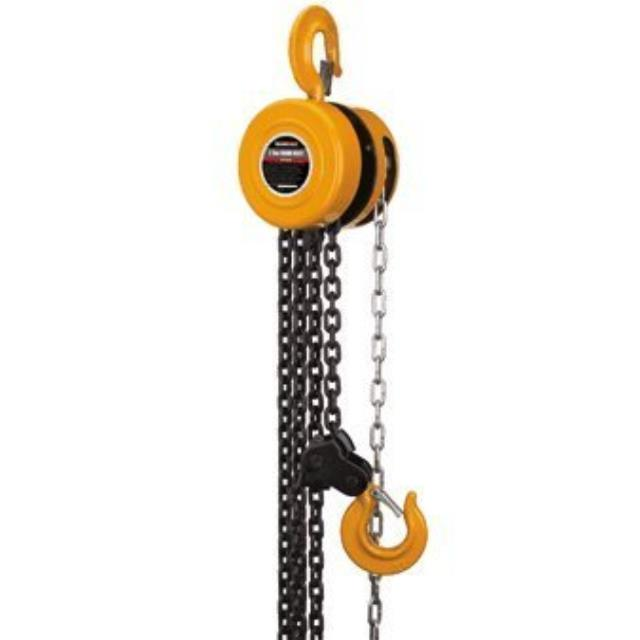 Where to find CHAIN HOIST, 2 TON 20FT. LIFT in Santa Rosa Beach