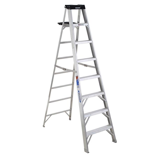 Where to find LADDER 8FT STEP ALUMINUM in Santa Rosa Beach