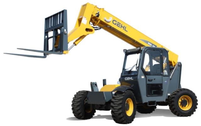 Where to find GEHL 34  HIGH REACH FORKLIFT, 6000 lbs. in Santa Rosa Beach