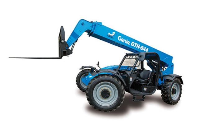 Where to find GENIE 44  HIGH REACH FORKLIFT, 8000 lbs in Santa Rosa Beach