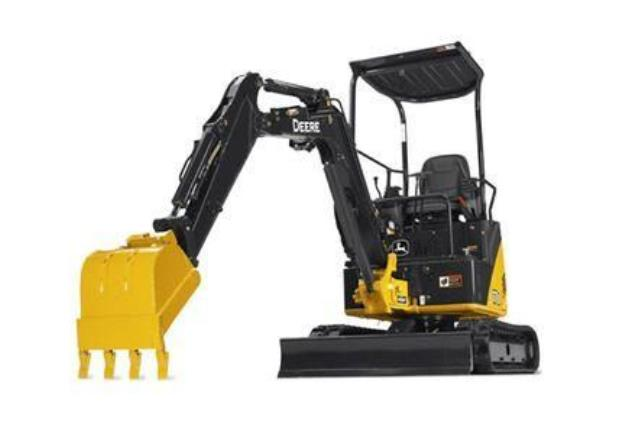 Where to find JOHN DEERE 17D MINI EXCAVATOR in Santa Rosa Beach