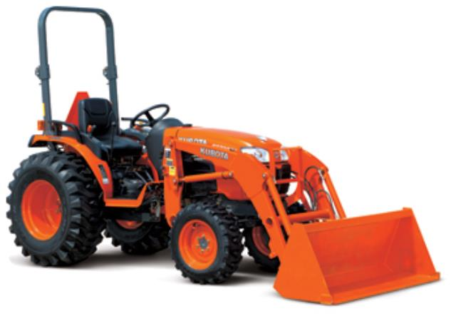 Where to find KUBOTA L3200 TRACTOR W BOXBLADE 4X4 in Santa Rosa Beach