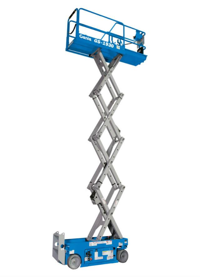 Where to find SCISSOR LIFT, 19  SLAB TYPE in Santa Rosa Beach